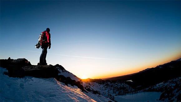 winter wilderness survival course instructor