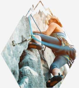 rock climbing lake tahoe course