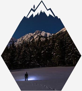 Snowshoeing Lake Tahoe
