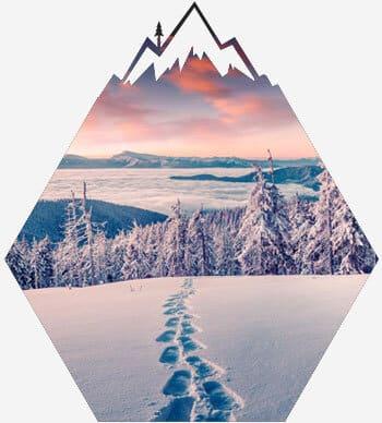 winter treks in sierra nevada mountains